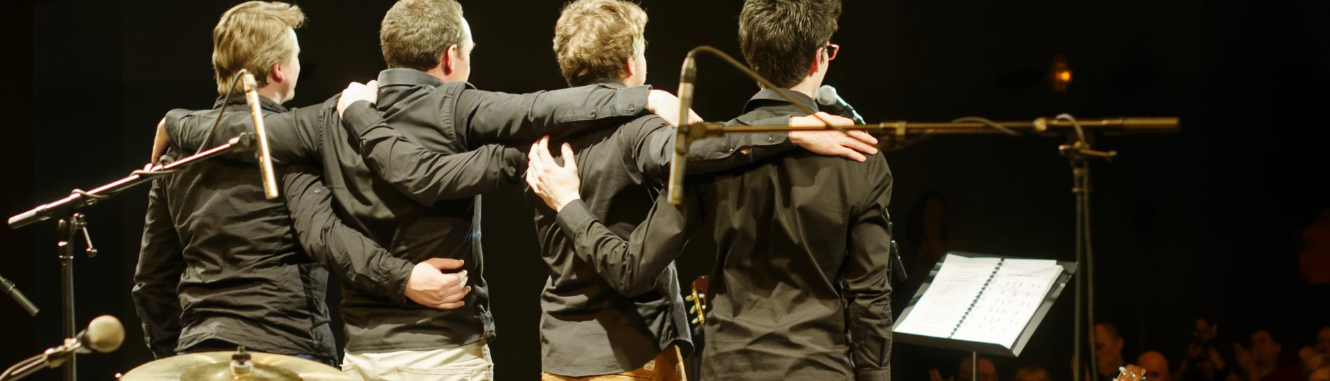 Les Poinçonneurs des Lilas en concert au Kurssal d'Hellemmes Lille