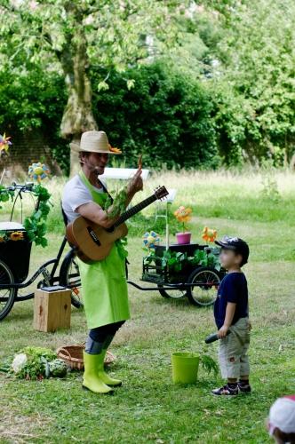 Olivier le petit jardinier